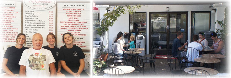 Mission Street Ice Cream and Yogurt Santa Barbara, CA