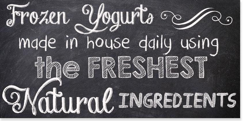 Santa Barbara Frozen Yogurt