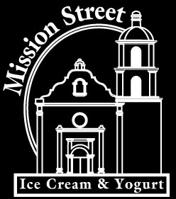 Mission Street Ice Cream & Yogurt, an independently owned store featuring McConnells Ice Cream, Santa Barbara